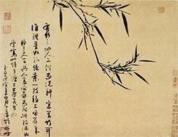 有竹之地人不俗,而况轩窗对竹开